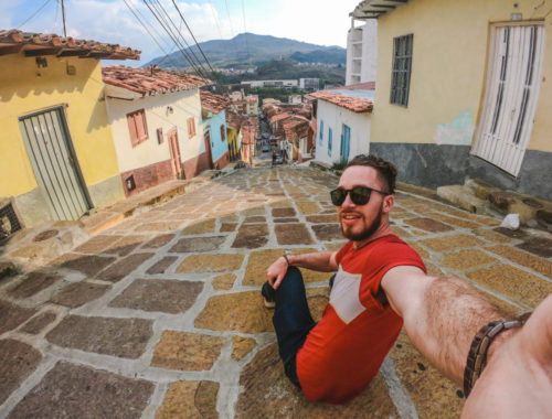 Steep hills safety of San Gil Santander Colombia | things to do in San Gil adventure activities for adrenaline junkies South America