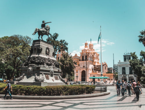 Córdoba, Argentina's rebellious second city