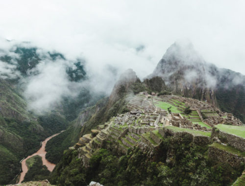 how to get to machu picchu peru aguas calientes hidroelectrica inca trail salkantay