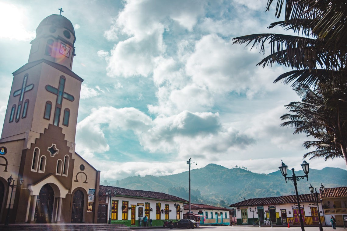 cocora valley wax palm trees Salento, Quindio | Colombia Travel guide by Cuppa to Copa Travels