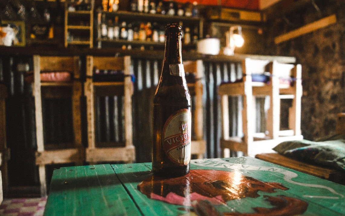 The best bars in Antigua, Guatemala