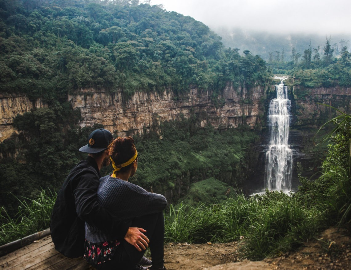 Guide to Tequendama Falls | Bogotá day trips: Salta de Tequendama | Colombia travel guides by Cuppa to Copa Travels