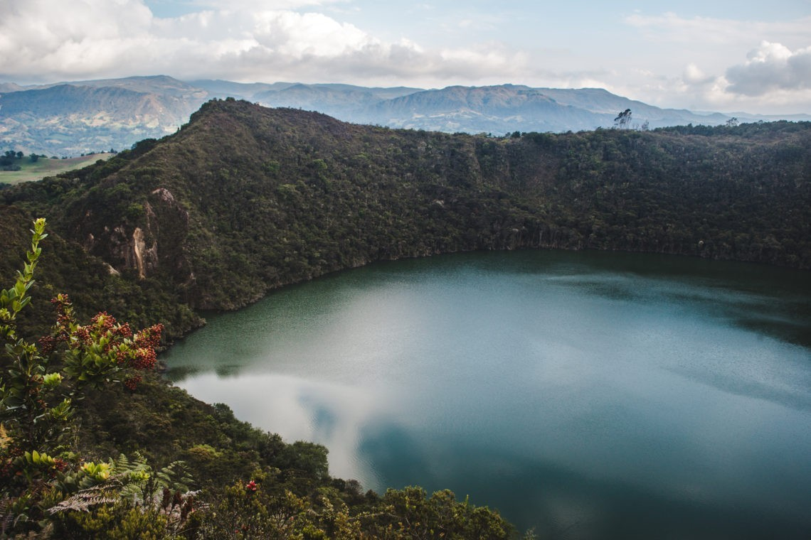 Guide to Guatavita Lake | Day trips from Bogotá | Colombia travel guides by Cuppa to Copa Travels