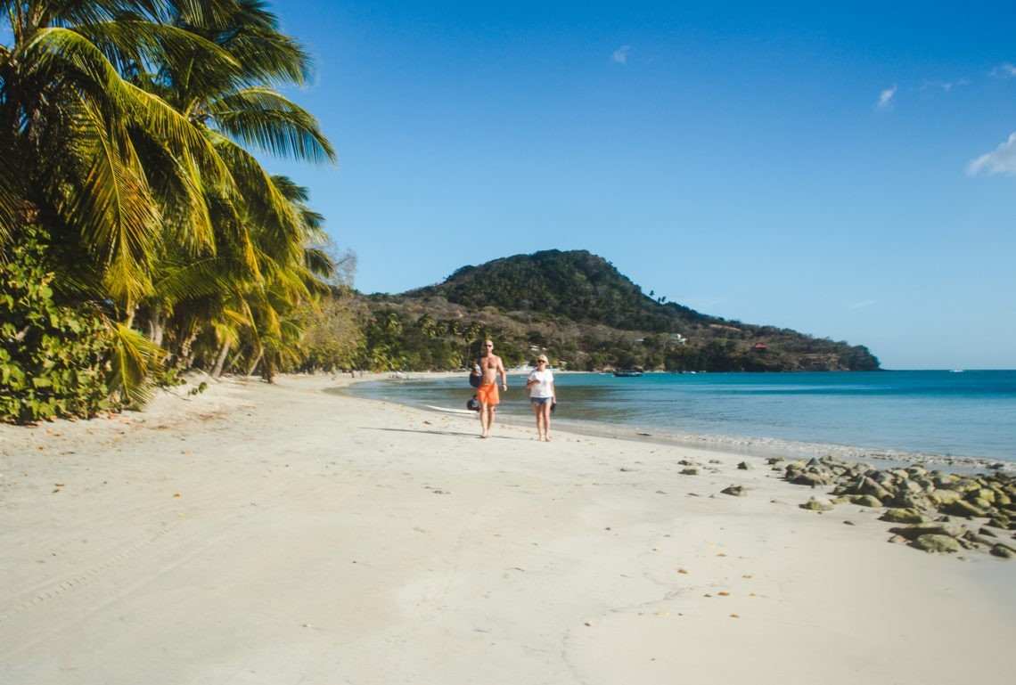 Southwest Bay beaches of Providencia Island | Travel Guide to Isla de Providencia. Colombia Caribbean island