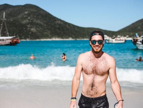 Best beaches of Brazil Arraial do Cabo beaches travel guide blog