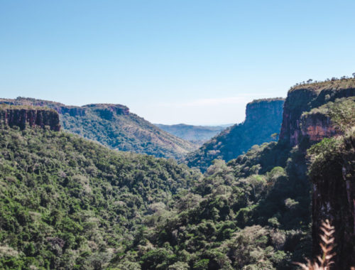 chapada dos guimaraes Mato Grosso Brazil nature hikes activities what things to do