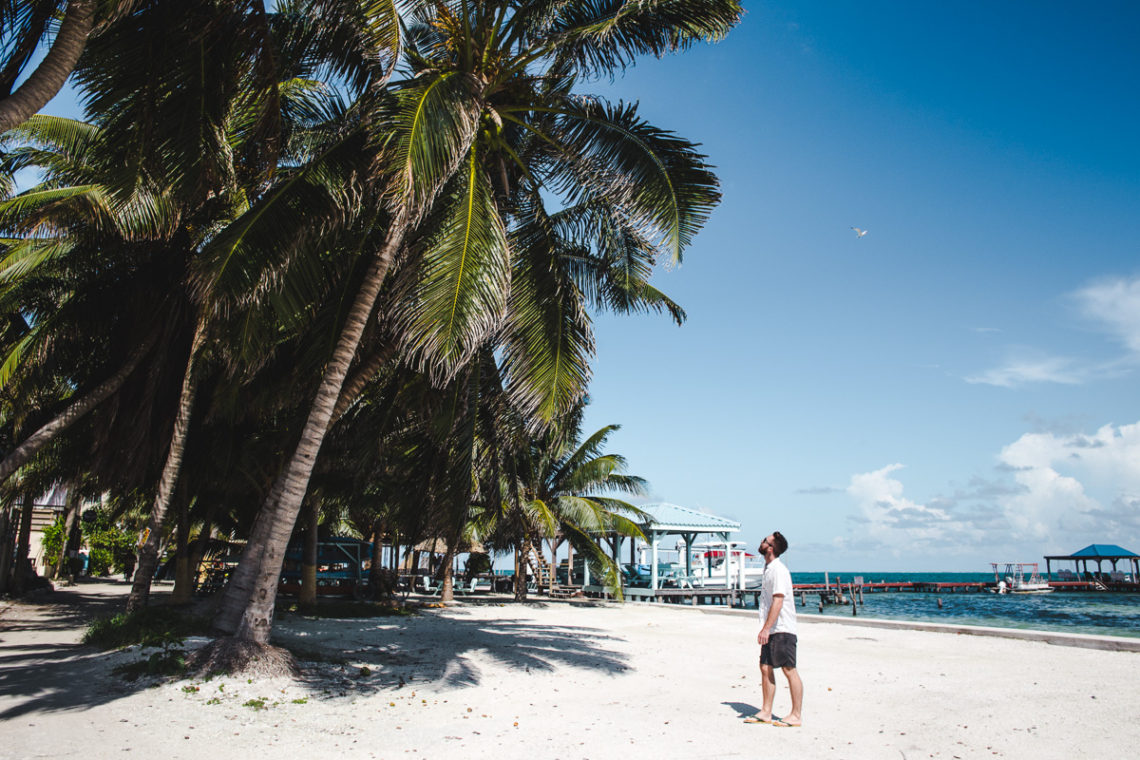 2 weeks in Belize itinerary 14 days holiday ideas Central America