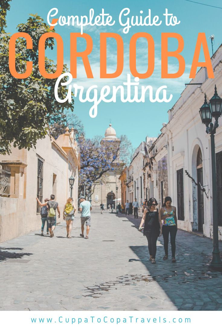 Las Sierras de Córdoba things to do in Cordoba Argentina