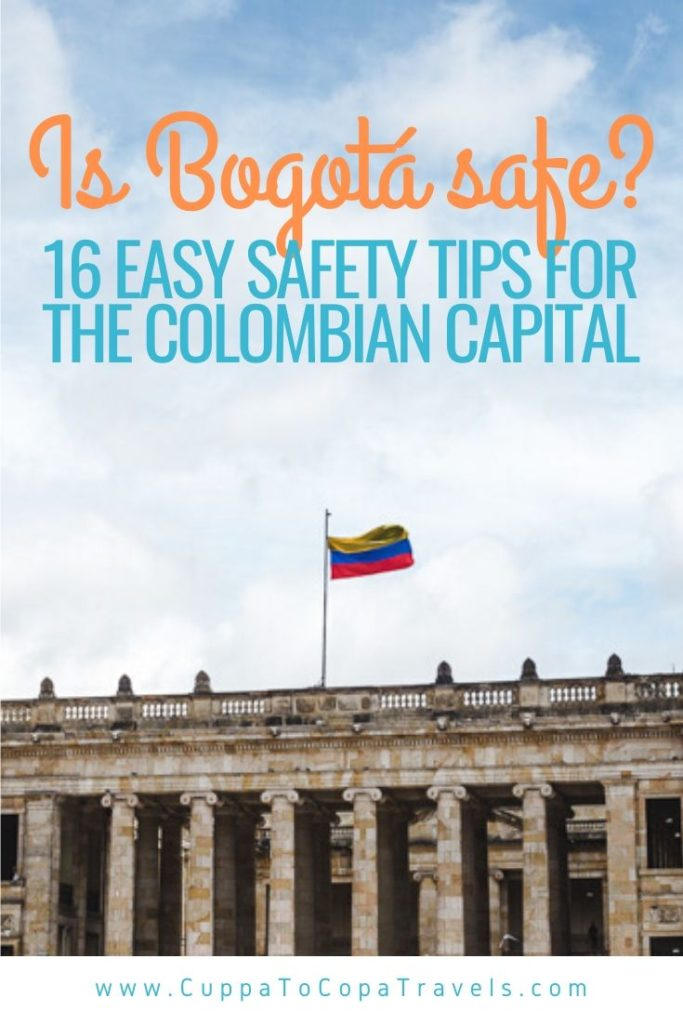 la candelaria is bogota safe colombia safety travel tips
