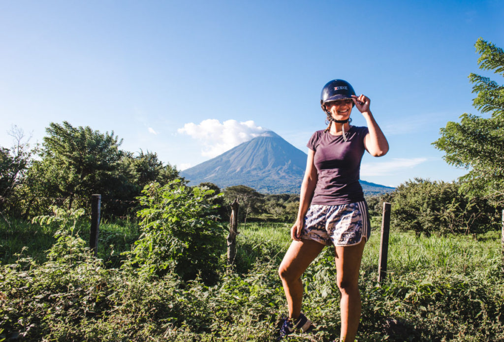 Things to do on Ometepe Island   Nicaragua travel hire moped scooter atv bike