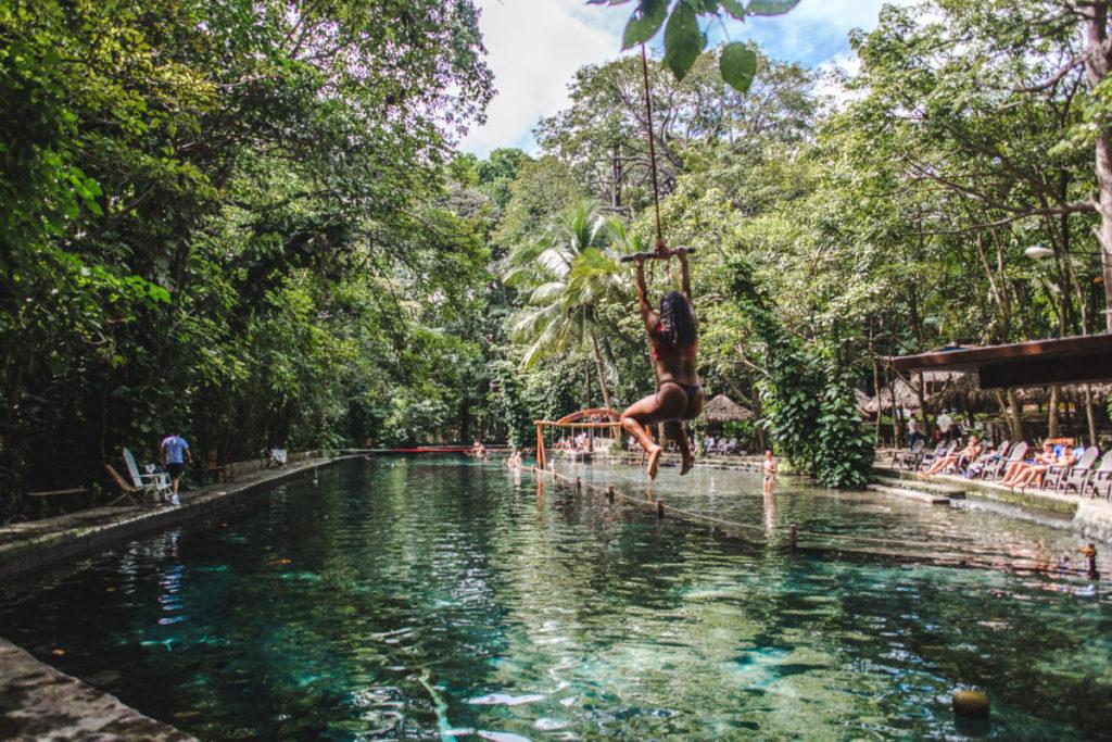 Things to do on Ometepe Island   Nicaragua travel ojo de agua