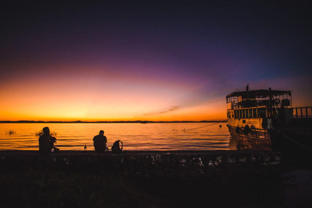 Things to do on Ometepe Island   Nicaragua travel moyogalpa port sunset