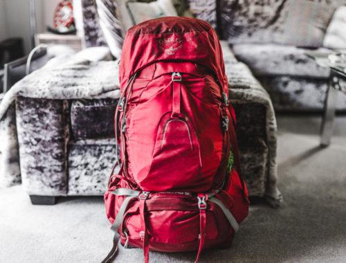 Osprey aura 50L backpack review