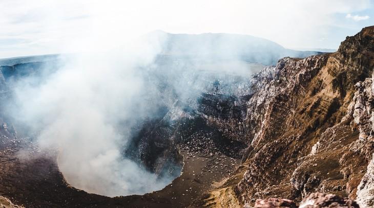 masaya volcano Things to do in Granada Nicaragua best hostels nightlife