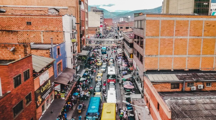 el hueco shopping top things to do in Medellin